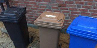 Mülltonnen - Plötzlich Bauherr Hausbau Blog
