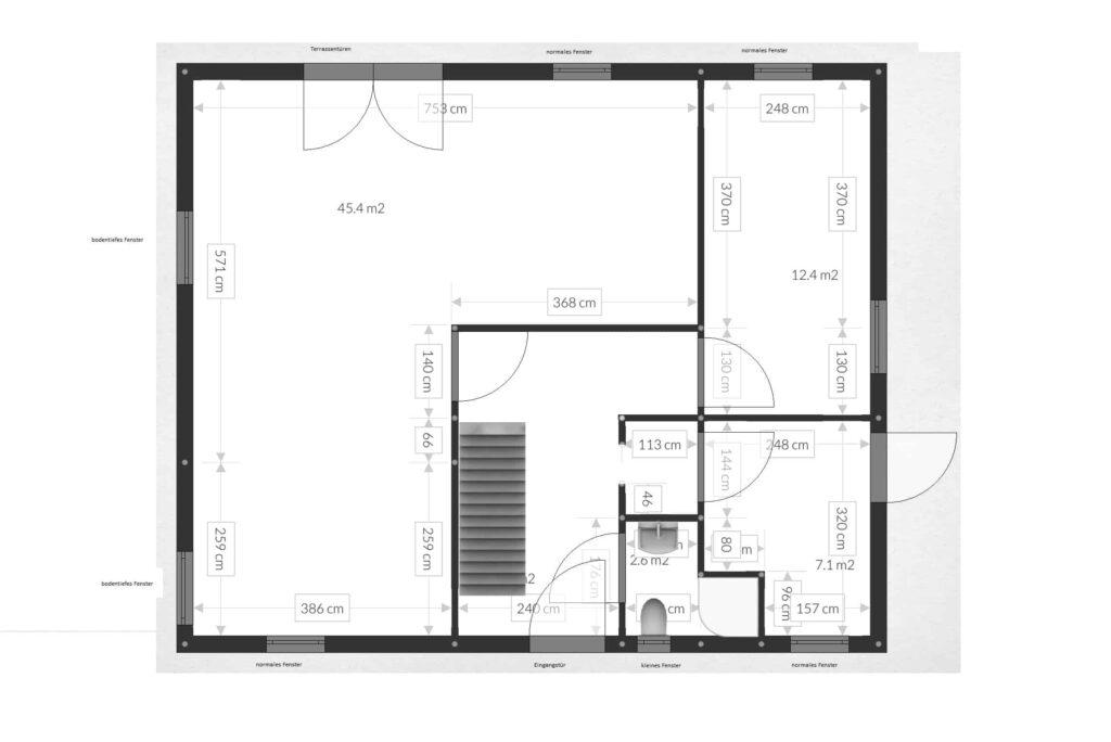 Grundrisse Für Das Eigene Haus Erstellen