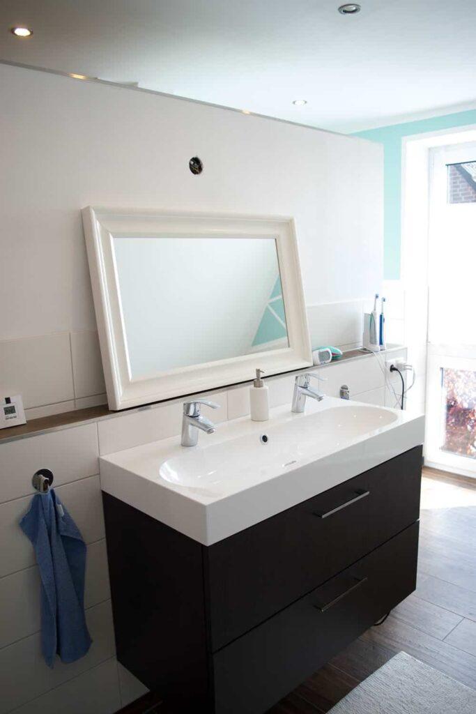Fliesen und badezimmer planung im neubau for Planung badezimmer