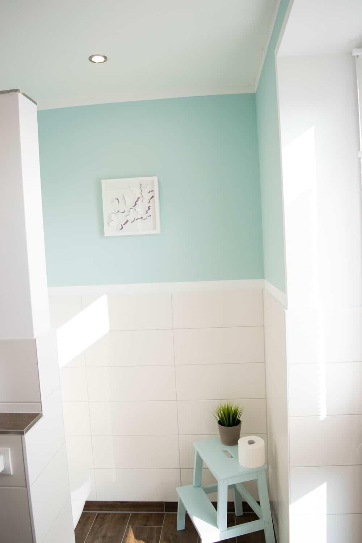 Neubau Planung Badezimmergestaltung