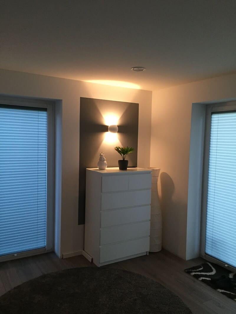 dimmbare led wandlampen - unsere wandleuchten fürs wohnzimmer