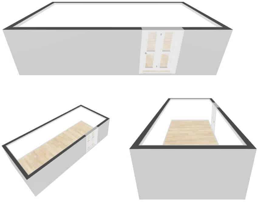 Lamellentür Selber Bauen : Hasenstall - Kaninchenstall selber bauen für die Wohnung - Plötzlich ...