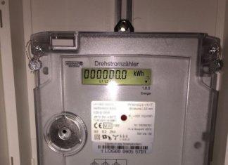 Energieverbrauch im ersten Jahr - Neubau Einfamilienhaus