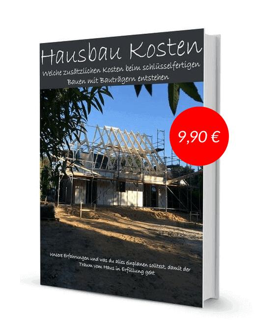 eBook Hausbau Kosten und Baunebenkosten zum Einführungspreis