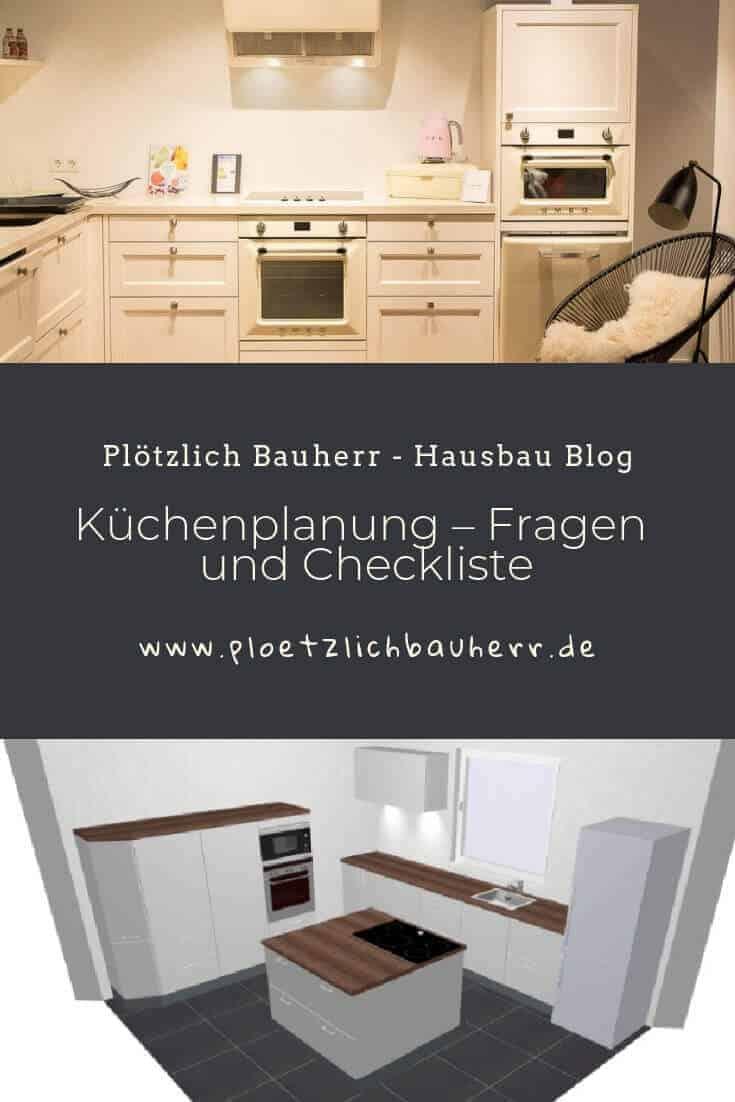 Küchenplanung - Fragen und Checkliste