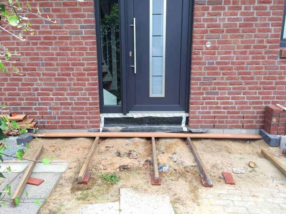 Treppe selber bauen - Höhe definieren