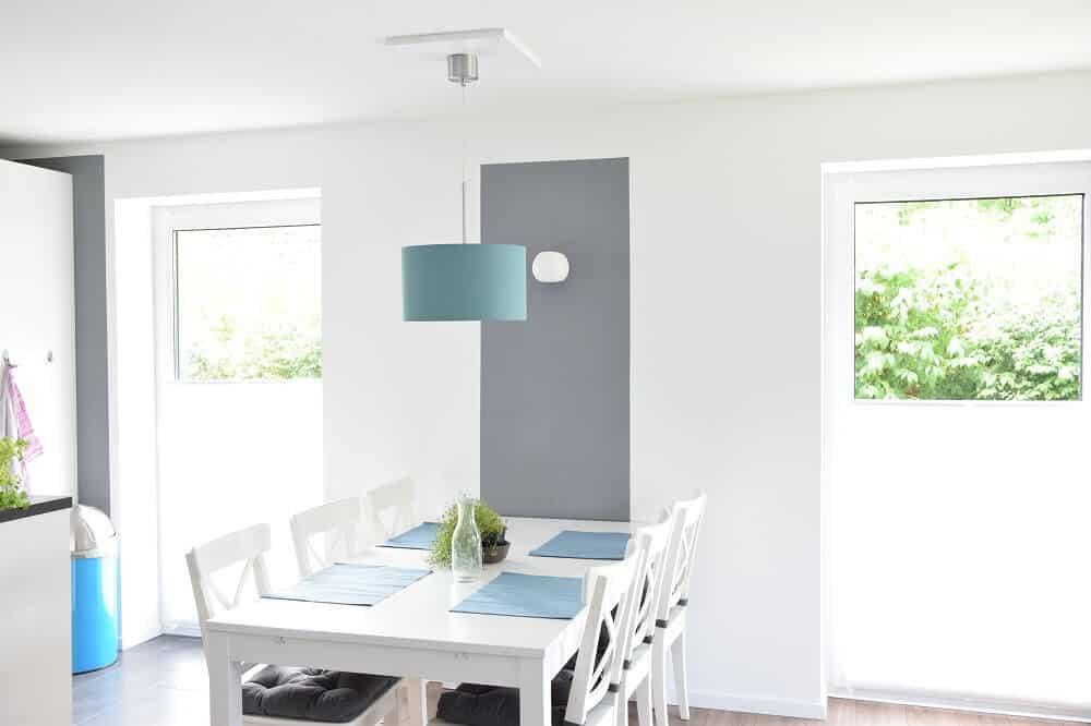 Wohnzimmer Mit IKEA Mbeln Und Neuer Deckenleuchte