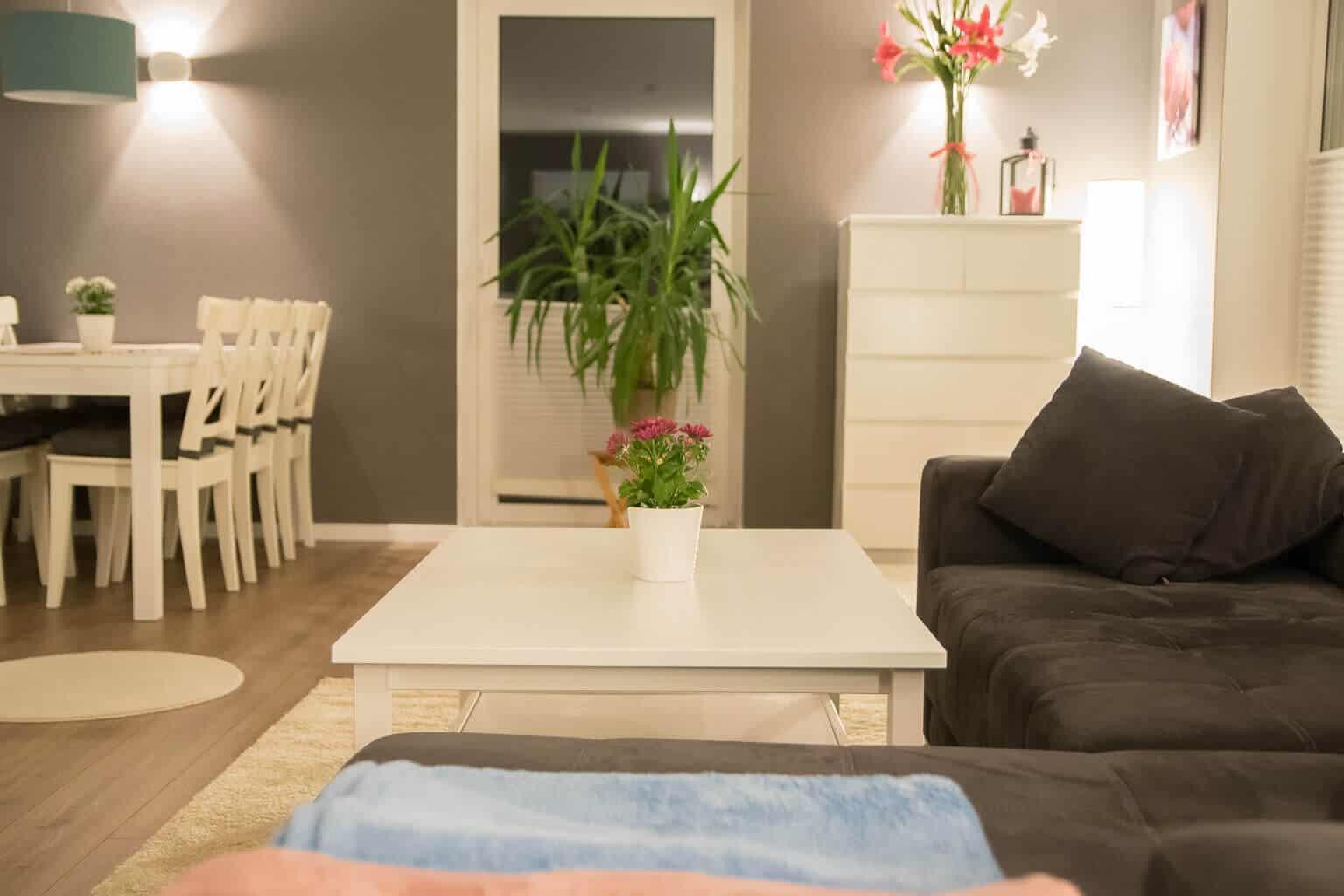 Wohnzimmer streichen - Nach zwei Jahren Lust auf was neues