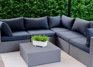 Loungemöbel Outdoor - Unsere Lounge Ecke im Garten sorgt für richtig Entspannung im Sommer