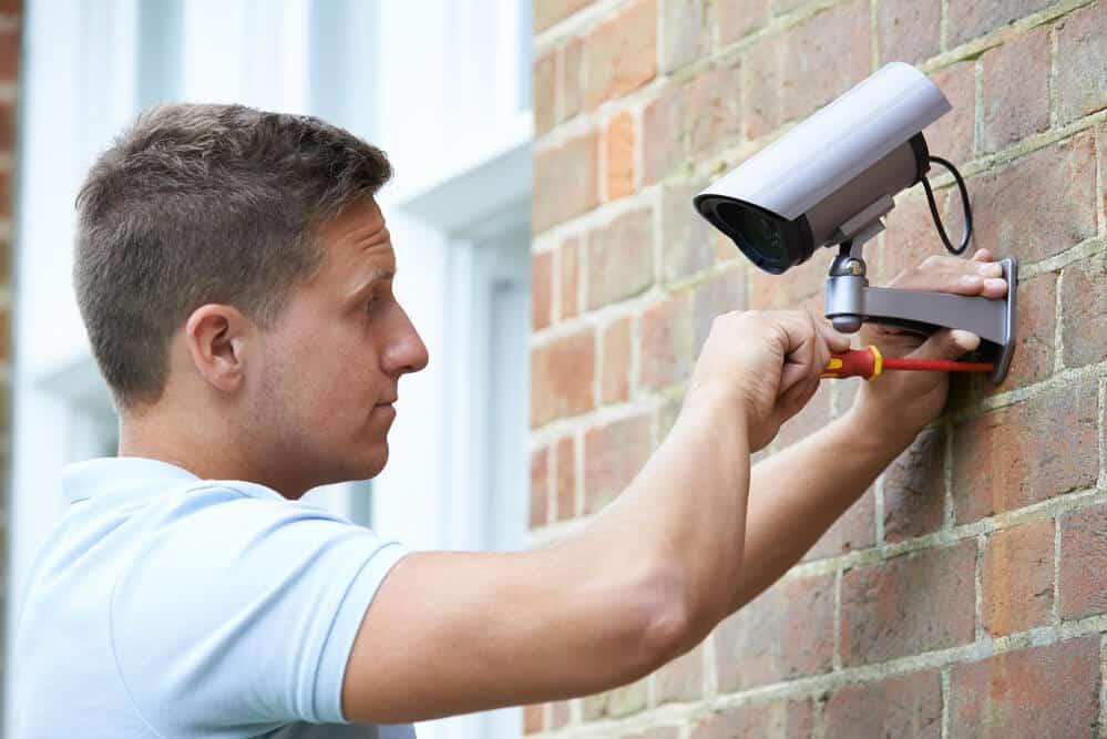 Überwachungskameras zum Schutz des eigenen Hauses