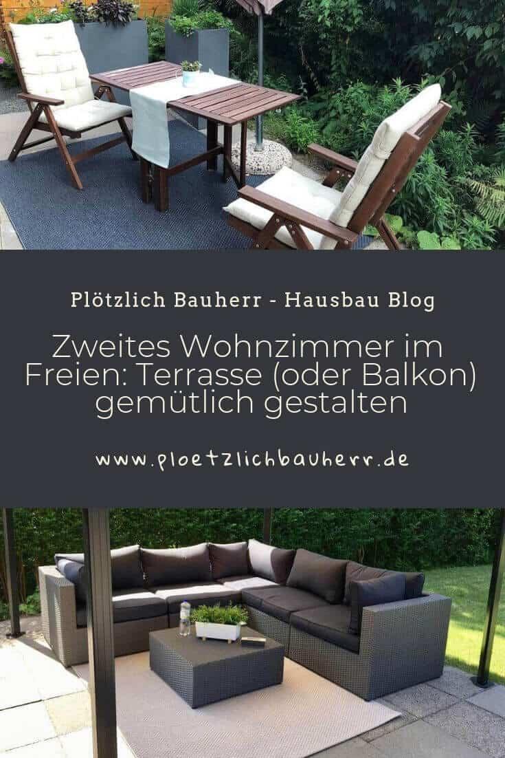 Den Garten als zweites Wohnzimmer genießen - Mit diesen Tipps klappt das #Garten #Lounge #Sonnegenießen