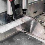 Aluminium schneiden - Am besten mit der Handkreissäge mit Führung