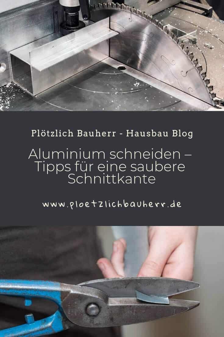 Tipps, um saubere Schnittkanten bei Aluminium zu erreichen
