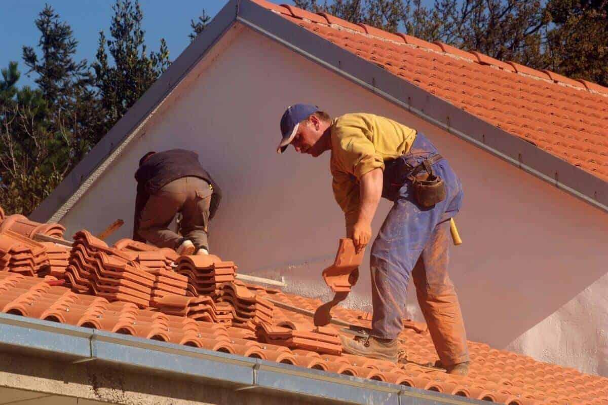 dachziegel schützen vor nässe und kälte