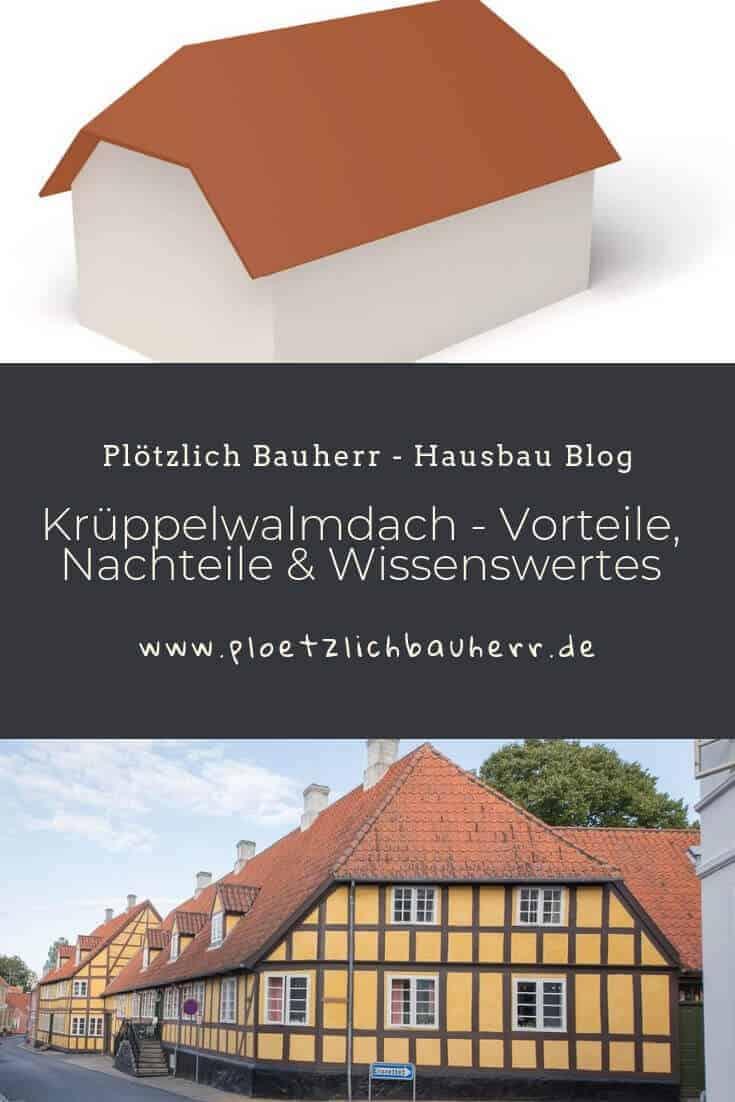 krüppelwalmdach eine beliebte dachform in norddeutschland