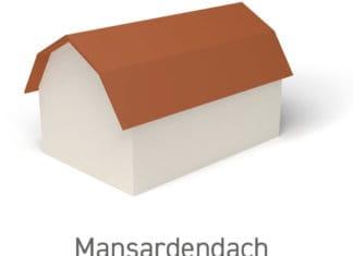 Mansarddach - Vorteile, Nachteile und Wissenswertes