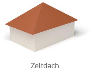 Zeltdach - Vorteile, Nachteile und Wissenswertes