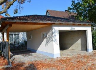 Garage oder Carport? Wer Platz und das nötige Budget hat, kann beides ideal kombinieren