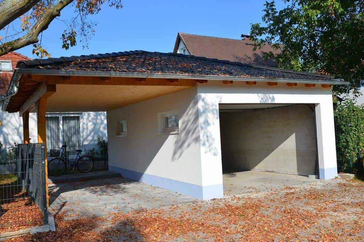 carport oder garage was soll es beim hausbau sein. Black Bedroom Furniture Sets. Home Design Ideas