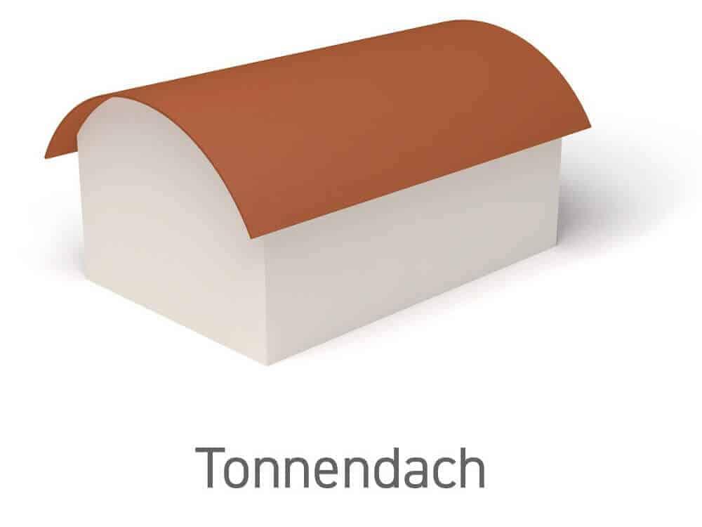 Tonnendach - Vorteile, Nachteile und Wissenswertes
