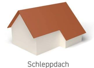 Schleppdach - Vorteile, Nachteile und Wissenswertes