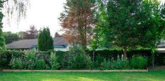 Beeteinfassung Holz - Unser DIY Projekt - Mit Gartenschwellen eine eigene Beeteinfassung gebaut