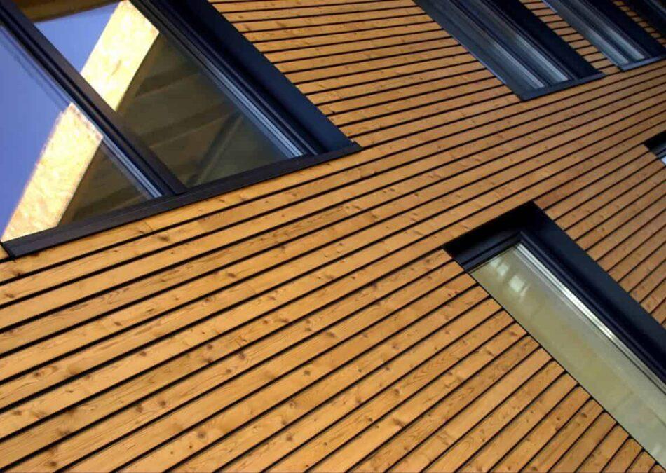 holzfassade eine nachhaltige art der fassadengestaltung