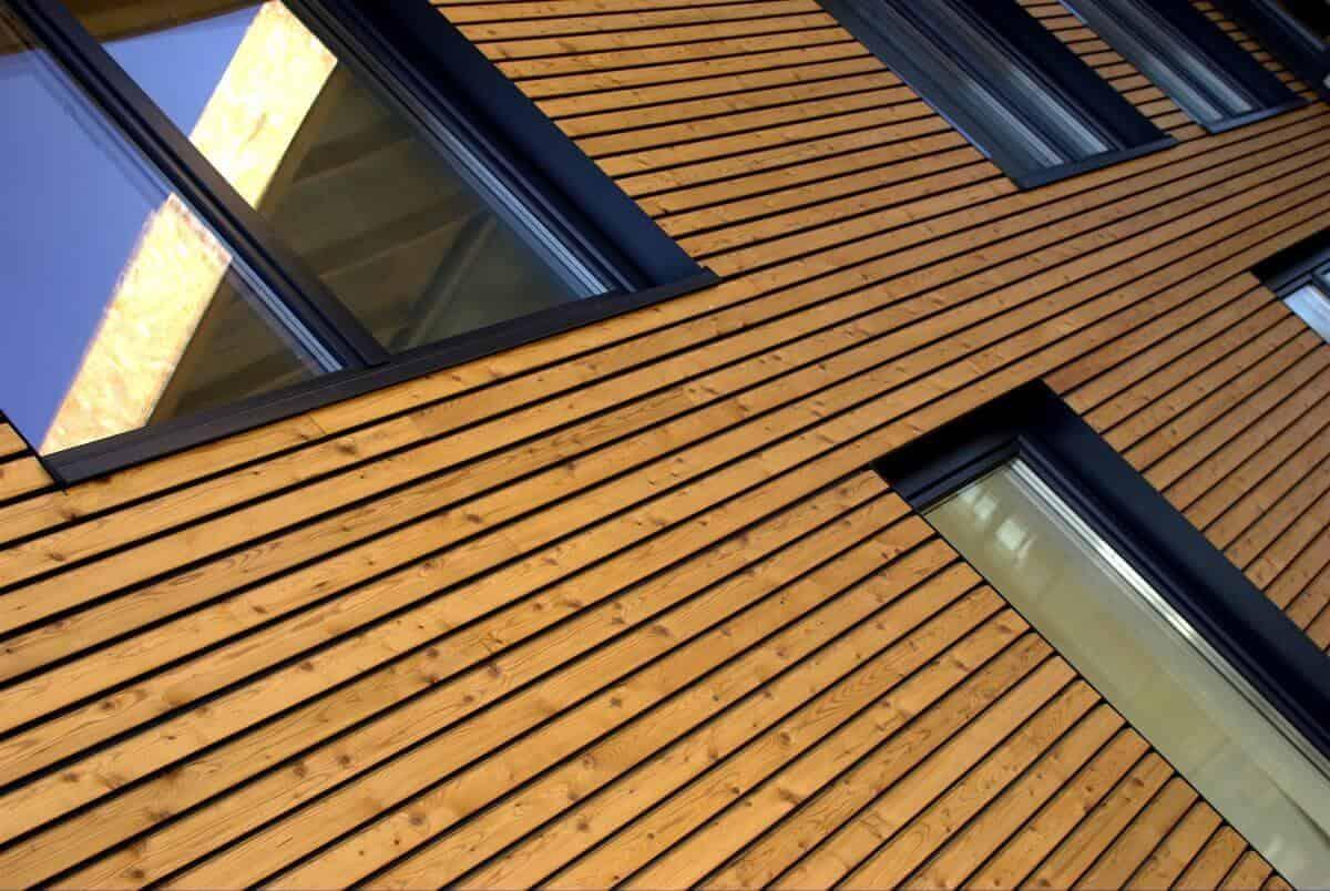 Holzfassade - eine nachhaltige Art der Fassadengestaltung