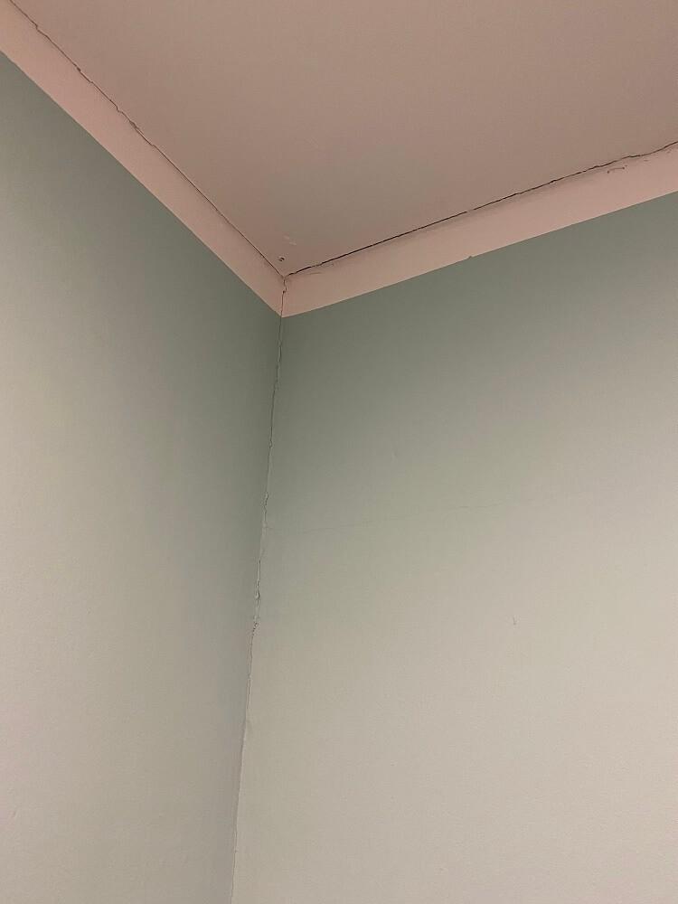 setzrisse im badezimmer sind ganz normal wenn sich das haus setzt