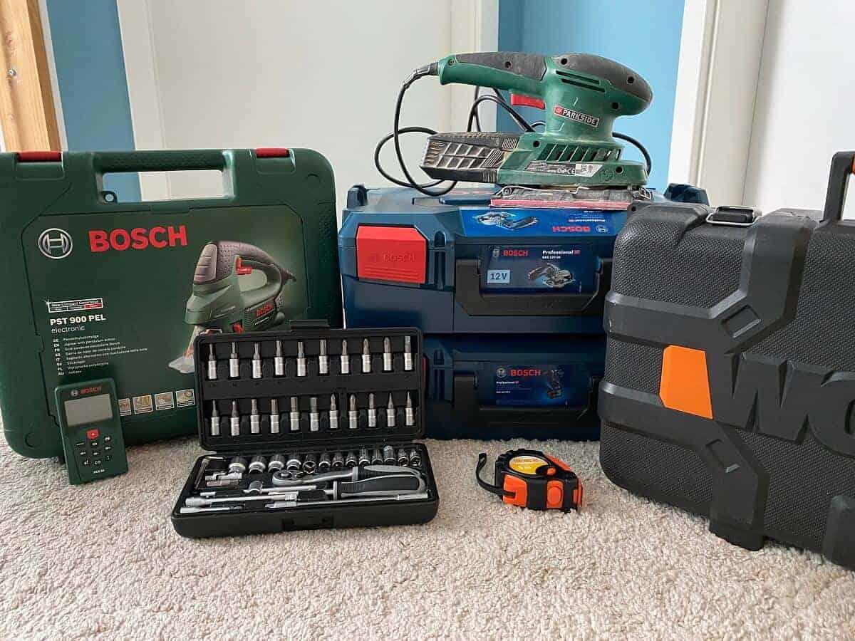 Werkzeug Grundausstattung für Hausbesitzer - Dieses Werkzeug verwende ich Zuhause