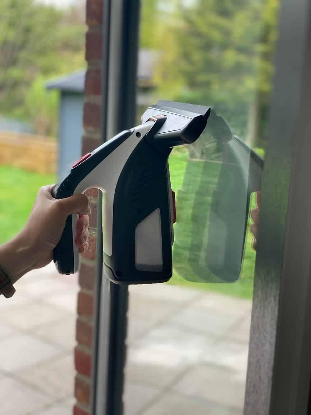 der glassvac fenstersaugroboter ist ein tolles gerät mit einem super preis leistungsverhältnis