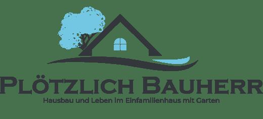 Plotzlich Bauherr - Logo