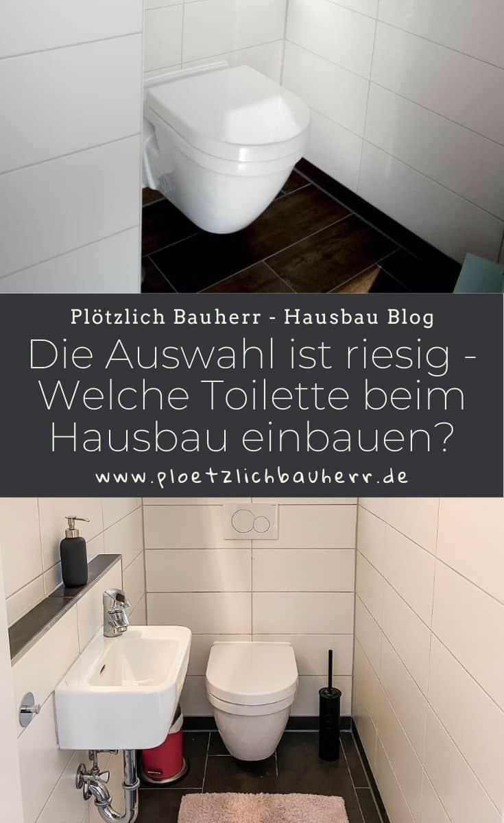 die auswahl ist riesig welche toilette beim hausbau einbauen wir stellen die toilettenarten vor