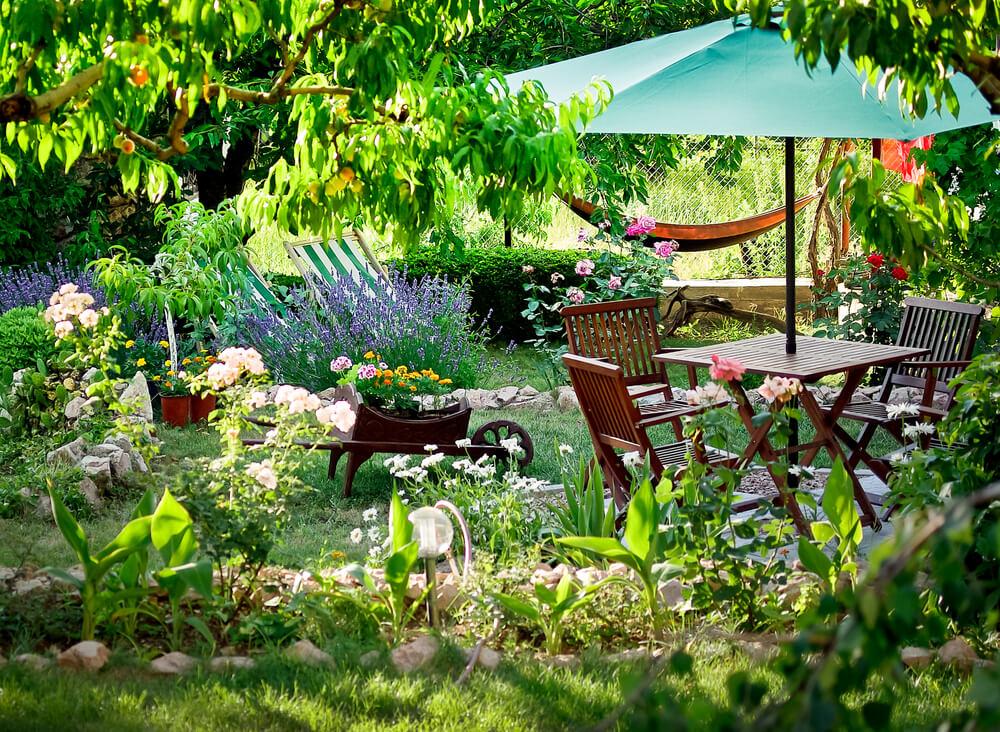 Ideen für Lebensräume - Vier neue Trends für die Gestaltung von Garten und Terrasse